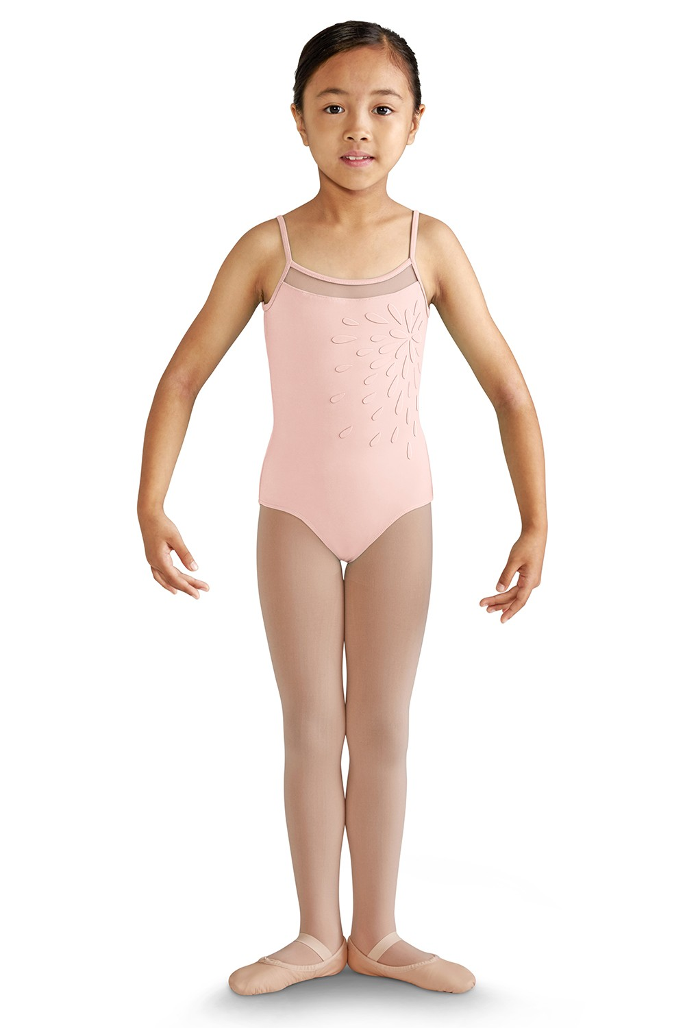 Mesh Back Camisole Leotard Children's Dance Leotards