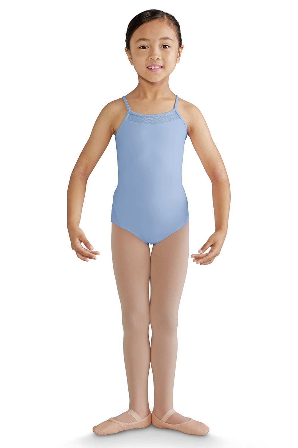 Bow Back Camisole Leotard Girls Camisole Leotards