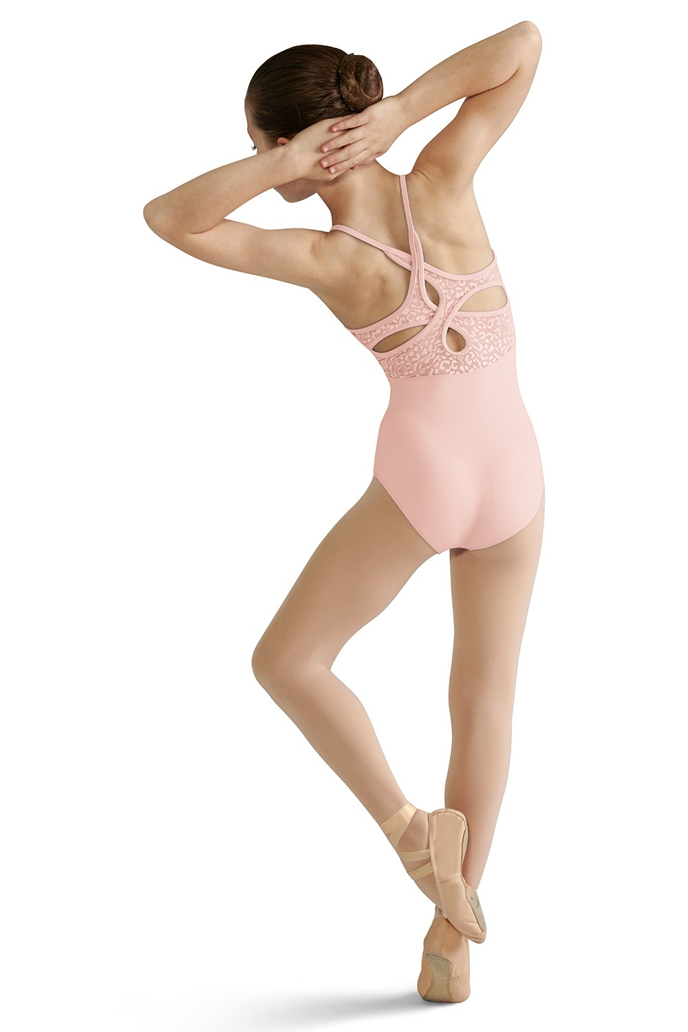 X Back Camisole Leotard Children's Dance Leotards