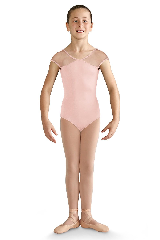 75db595c68bc Girls Short Sleeve Dance Leotards - BLOCH® US Store