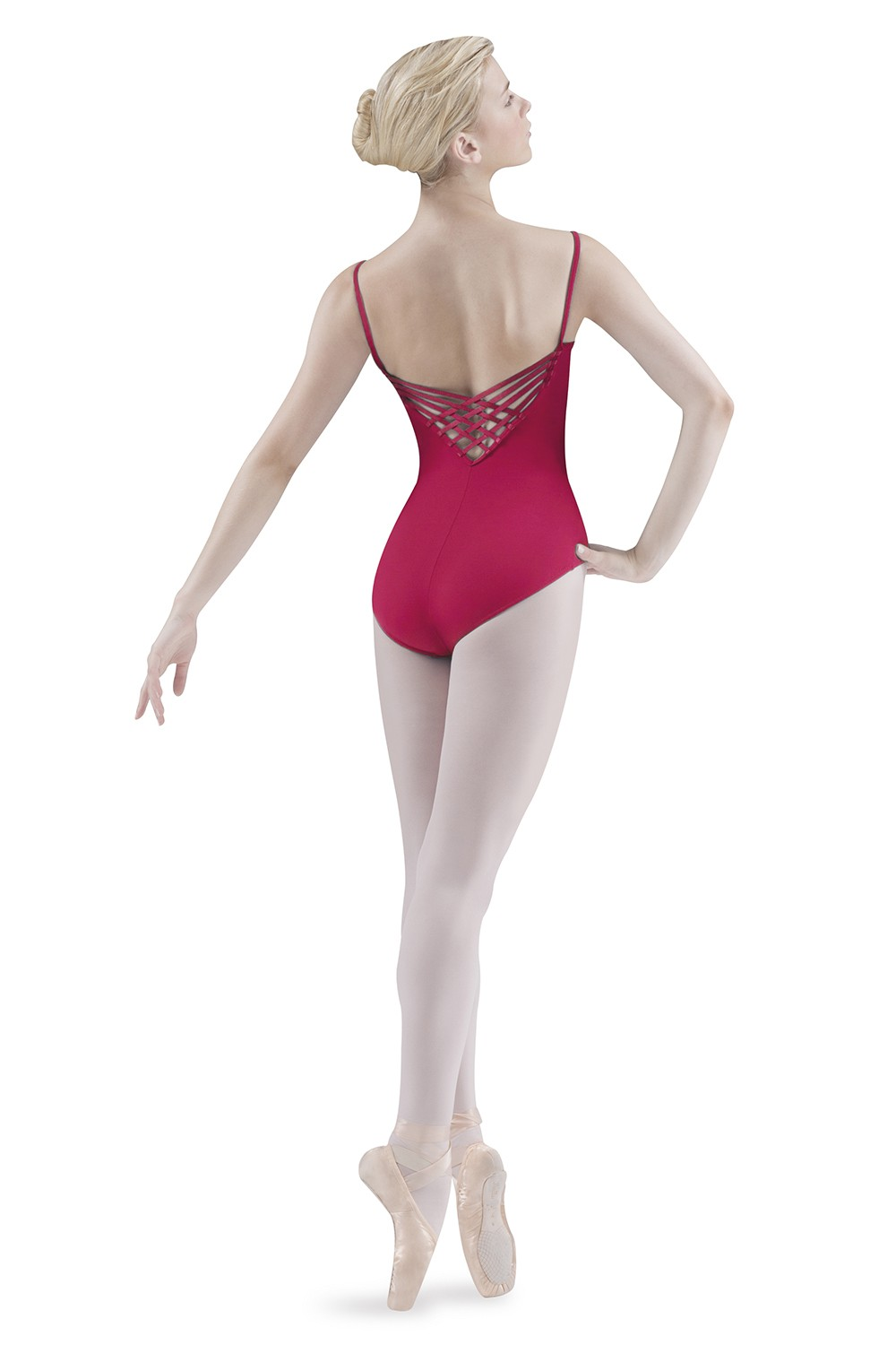 Deep Vee Back Camisole Leotard Women's Dance Leotards