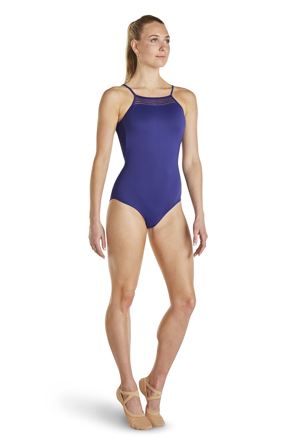 Keyhole Cami Leo Women's Dance Leotards
