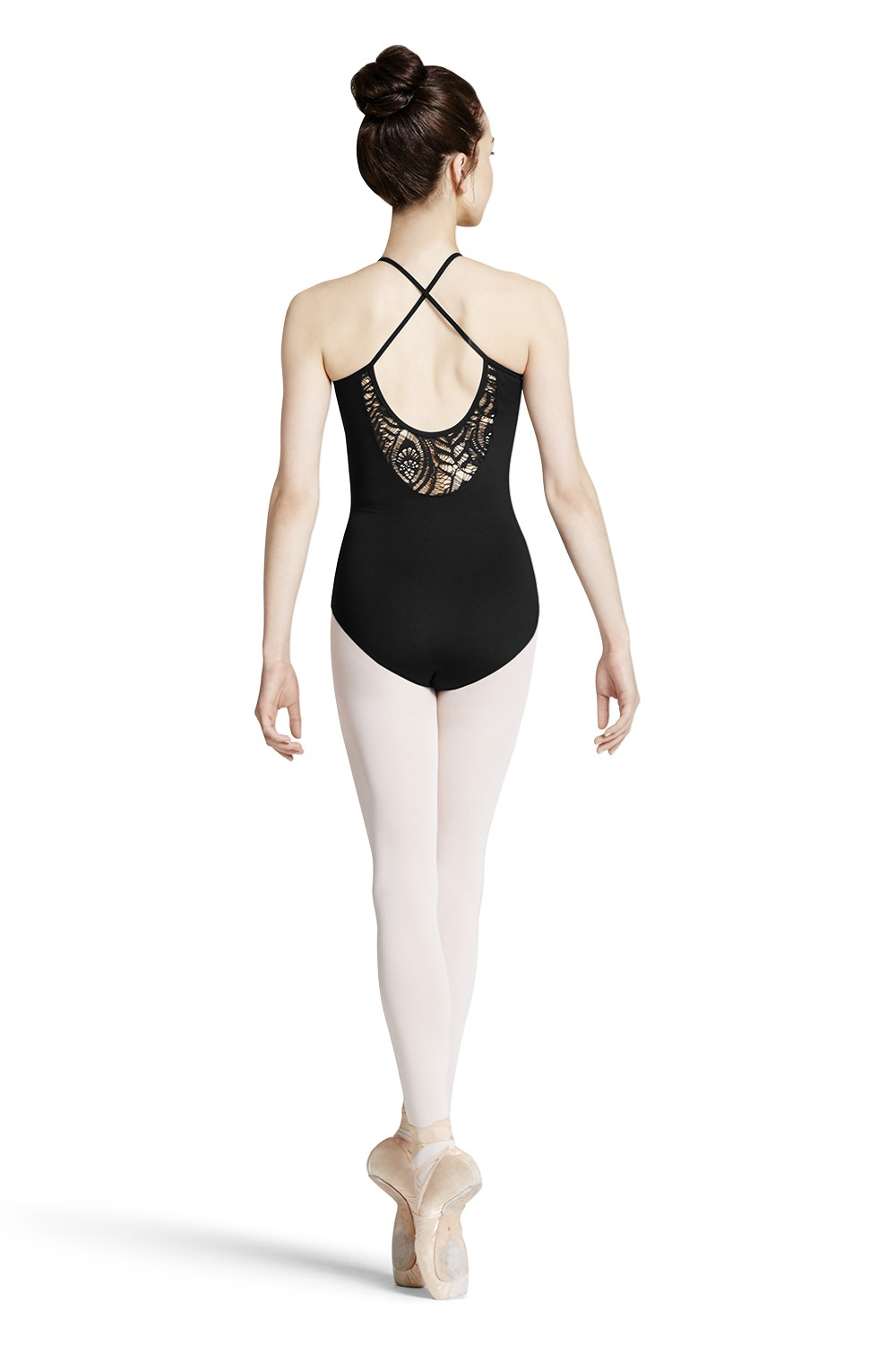 Cross Back Camisole Leotard Women's Dance Leotards