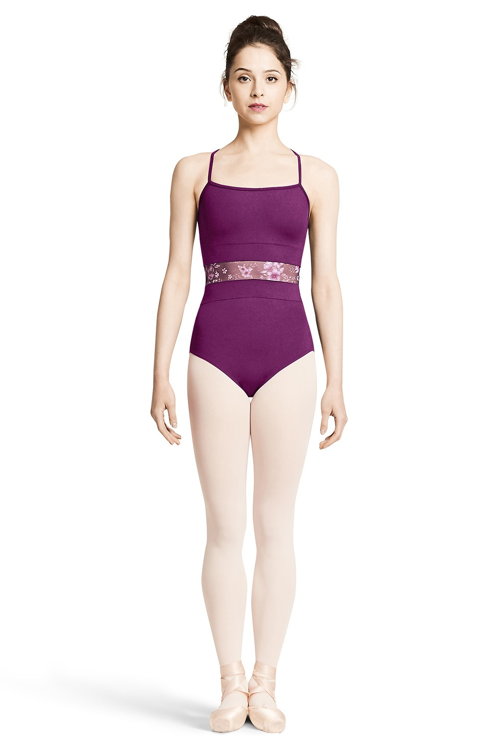 Body Con Spalline Sottili  Women's Dance Leotards