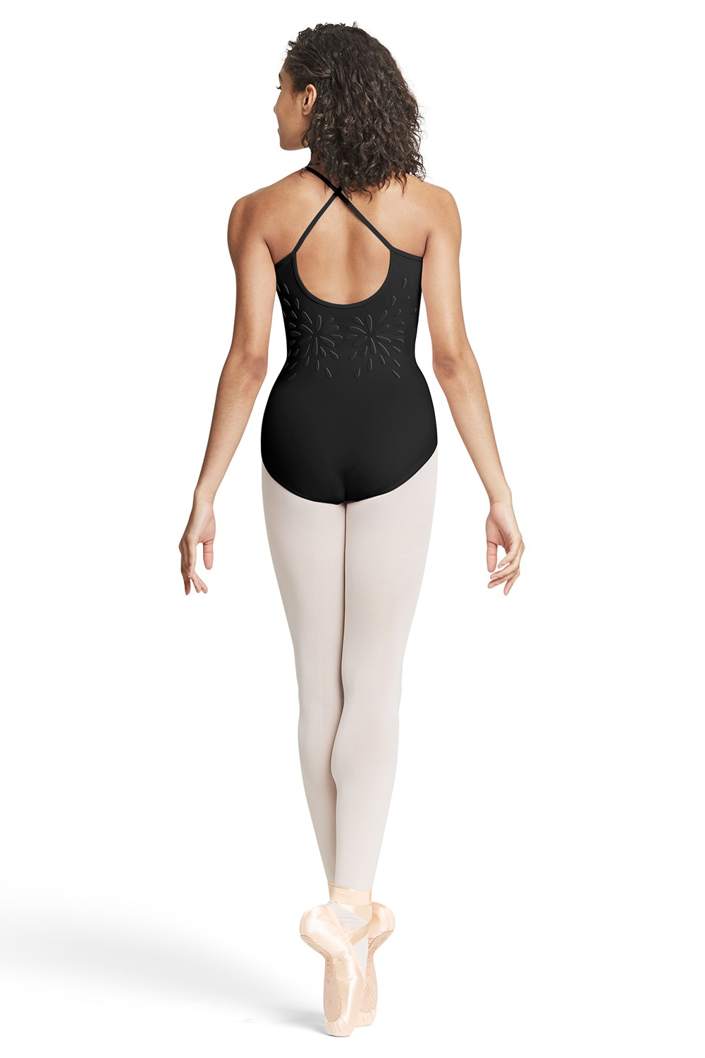 Cross Strap Camisole Leotard Women's Dance Leotards