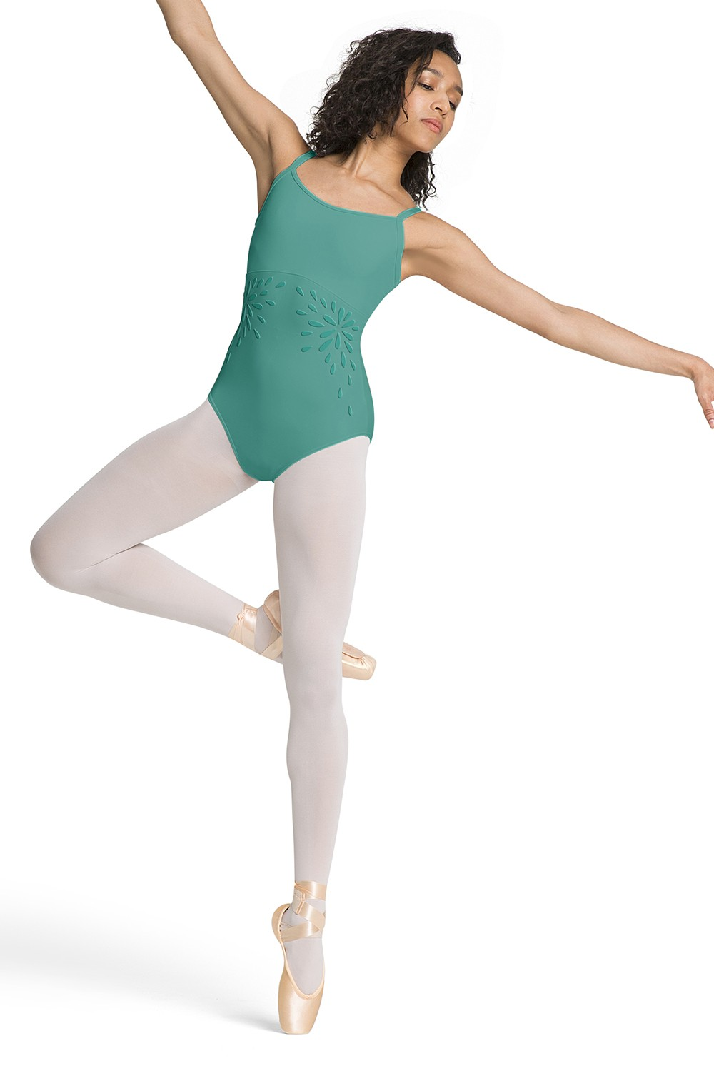 Open Back Camisole Leotard Women's Dance Leotards