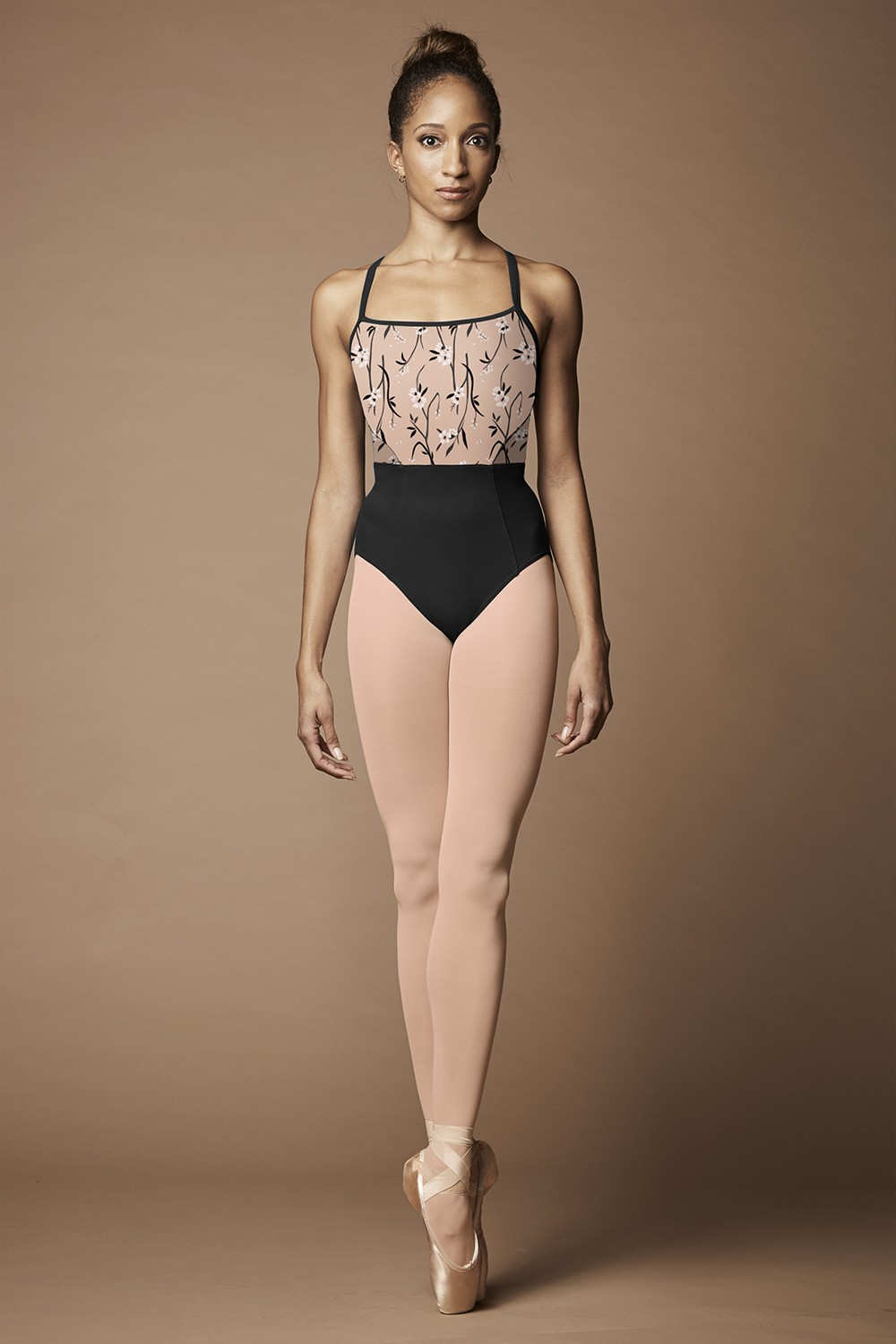 Wild Bloom Camisole Leotard Women's Dance Leotards