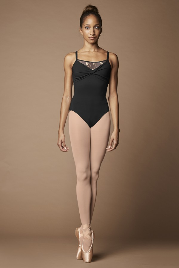 image - Wild Bloom Camisole Leotard Womens Camisole Leotards