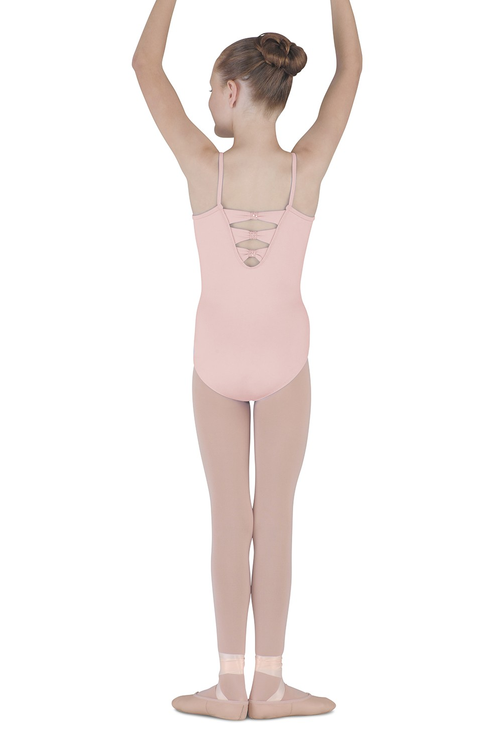 3 Bow Back Camisole Leotard Children's Dance Leotards