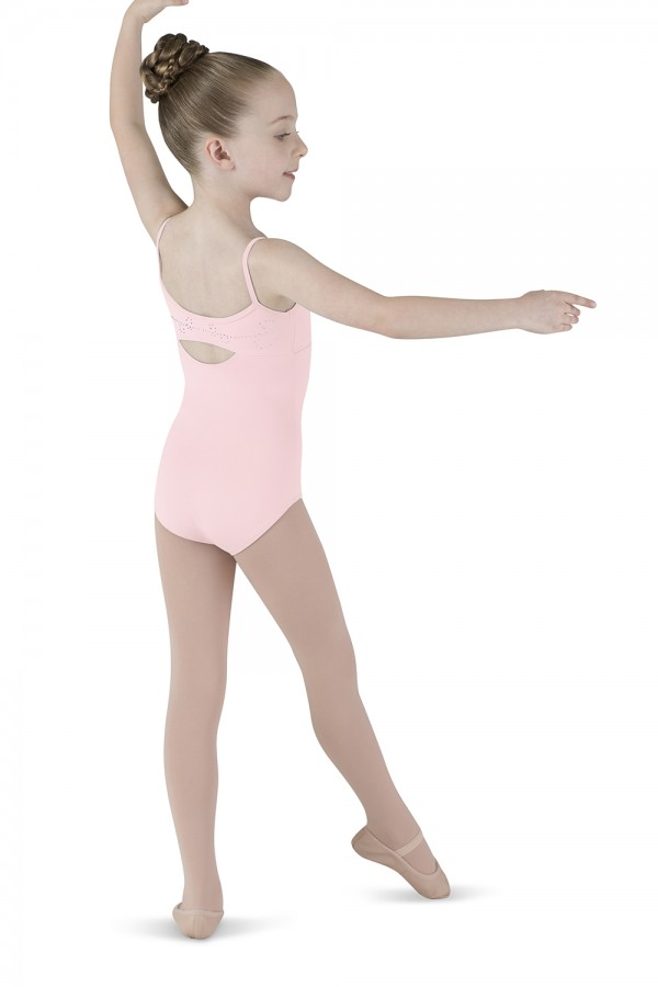 image - Diamante Camisole Leotard Children's Dance Leotards