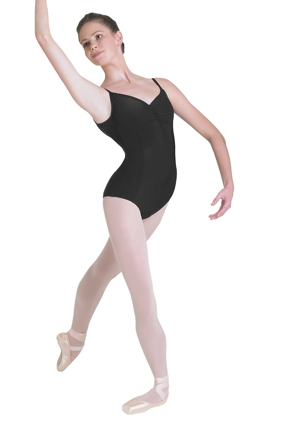 Pinch Front Camisole Leotard Women's Dance Leotards
