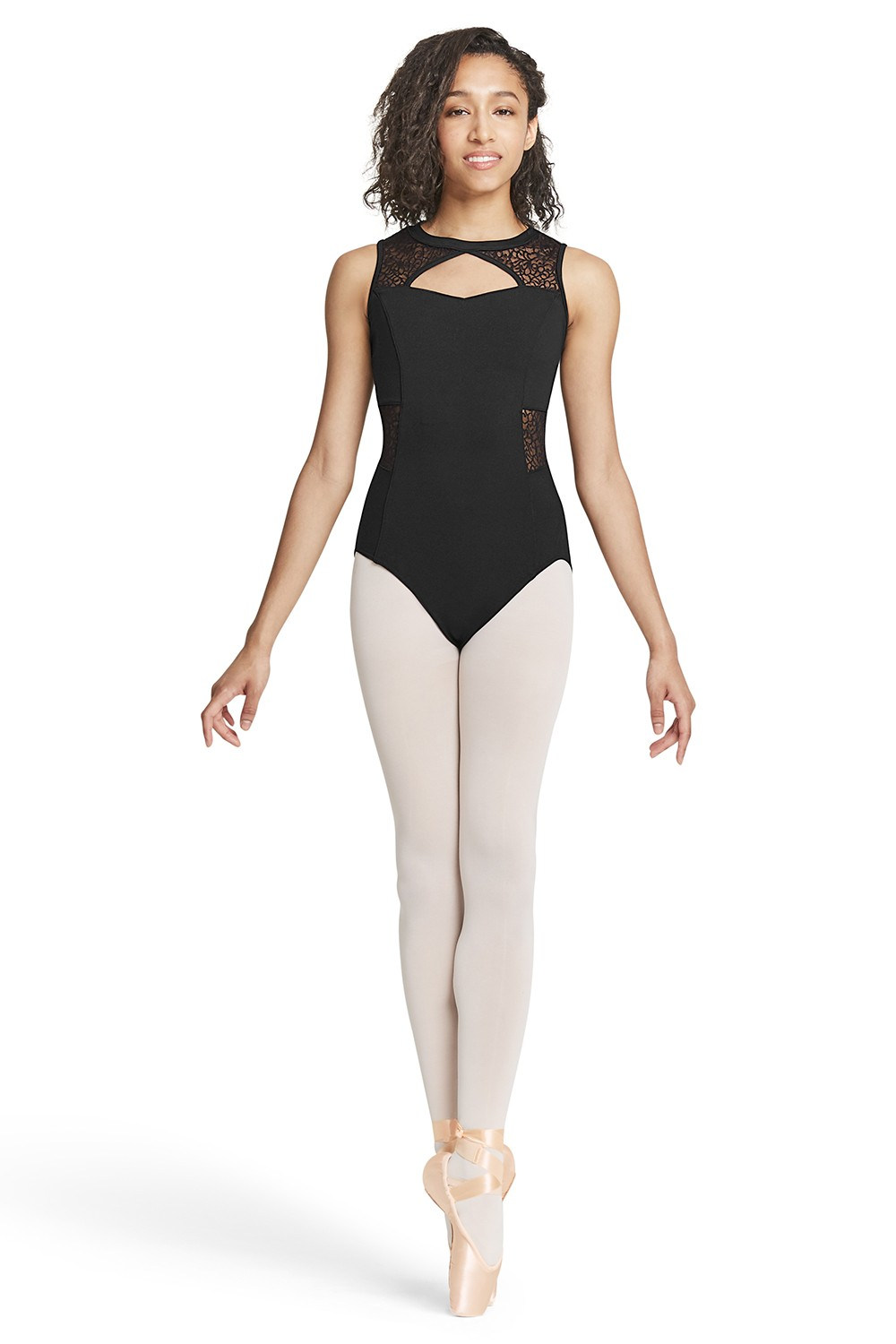 Zip Back Tank Leotard Women's Dance Leotards