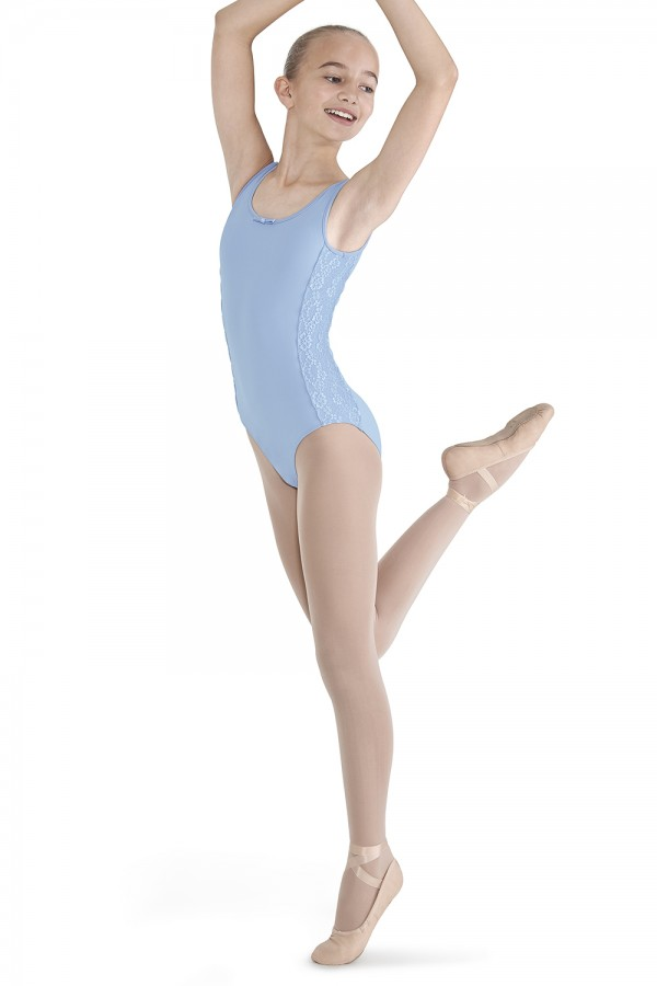 image - Side Panel Tank Leotard Children's Dance Leotards