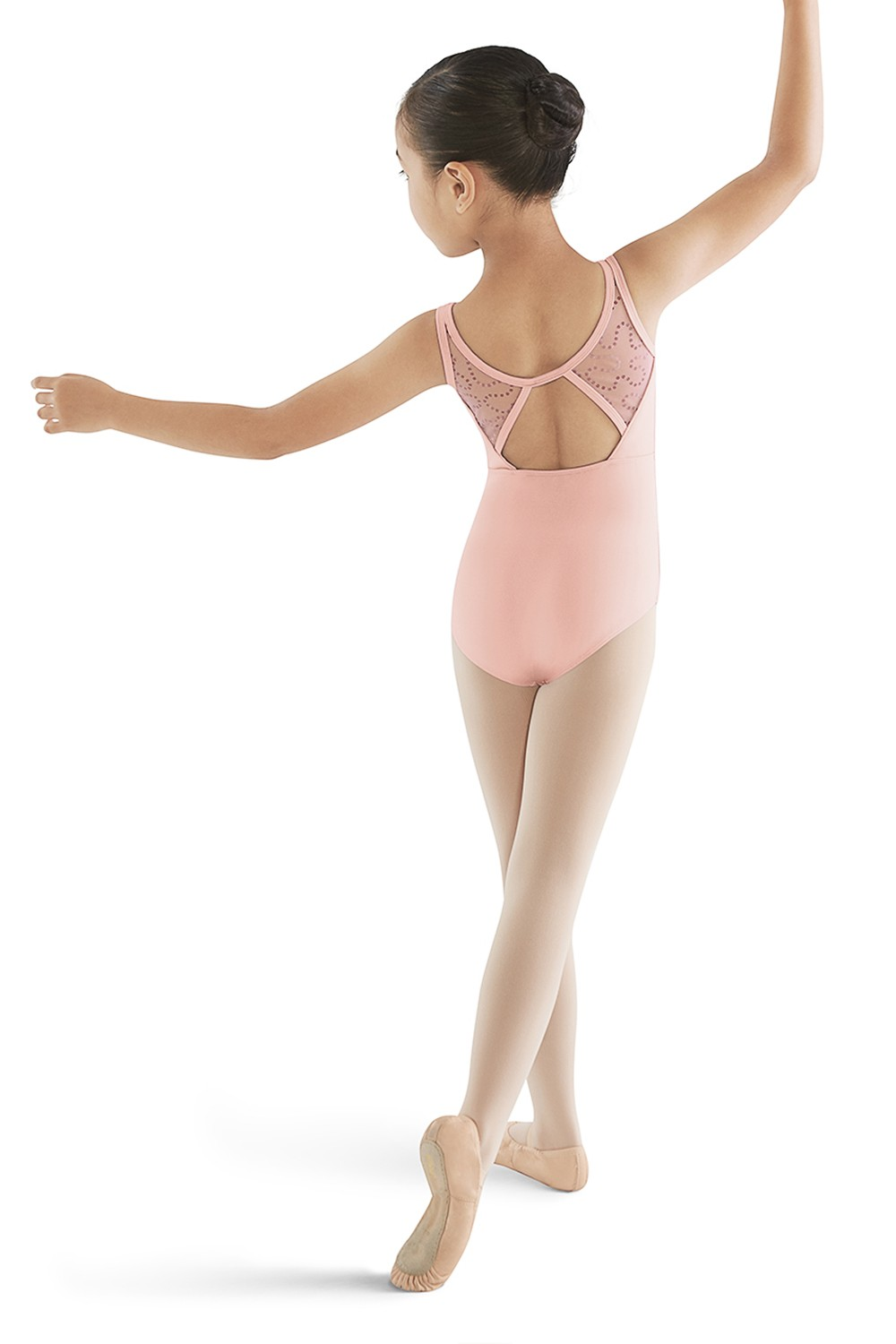 Open Back Tank Leotard Children's Dance Leotards