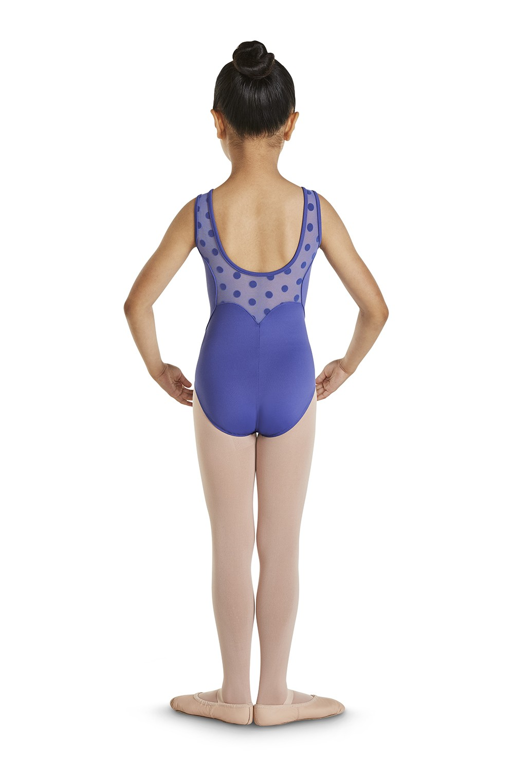 Scallop Back Tank Leotard Children's Dance Leotards
