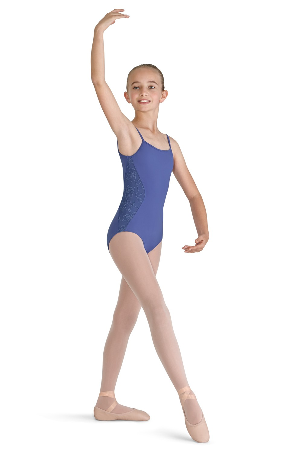 Shaped Back Camisole Leotard Children's Dance Leotards