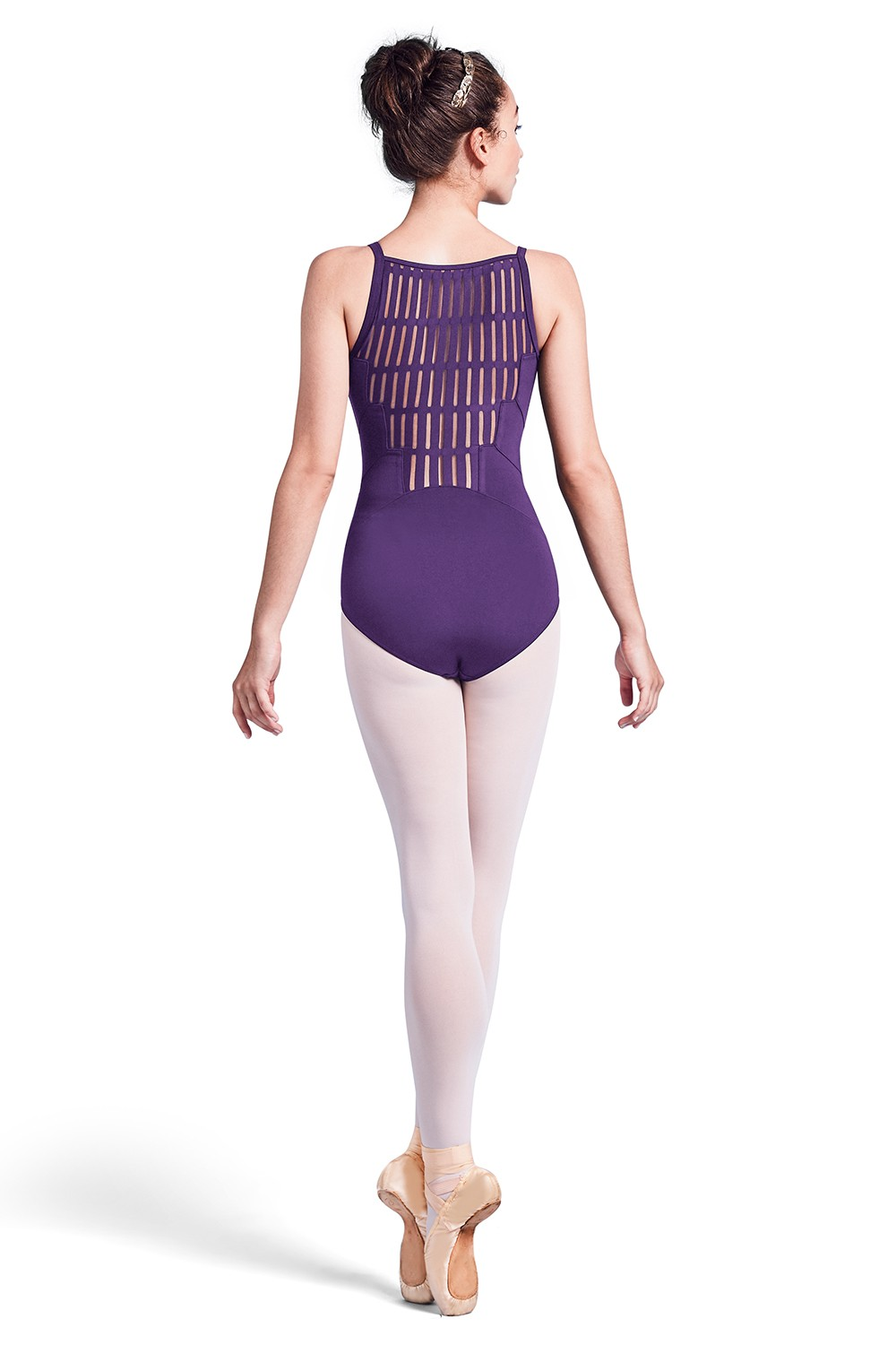 Wide Strap Camisole Leotard Women's Dance Leotards