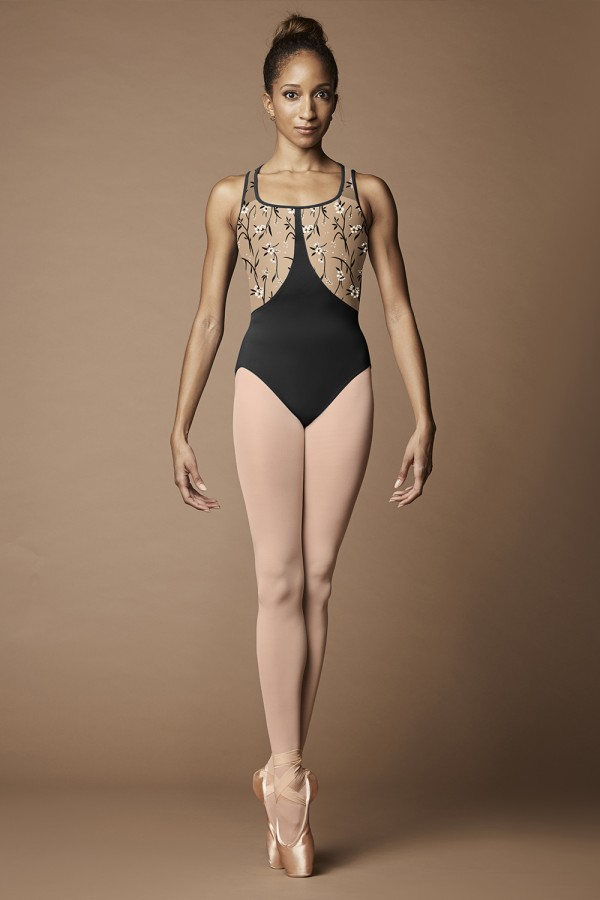 image - Wild Bloom Tank Leotard Womens Tank Leotards