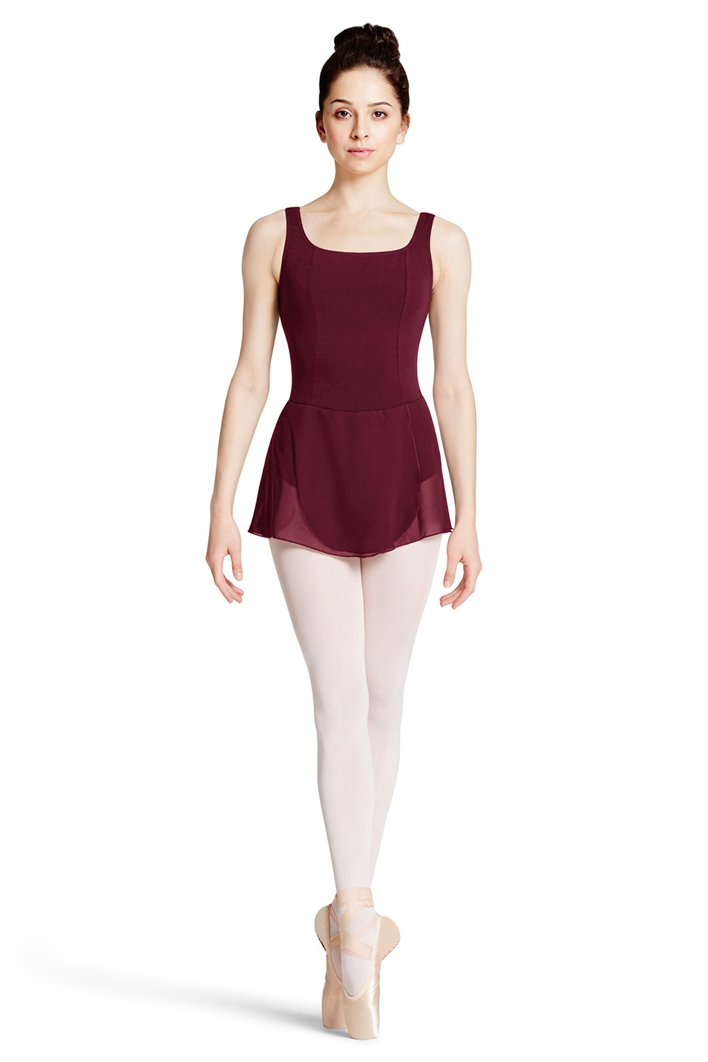 Skirted Tank Leotard Womens Tank Leotards
