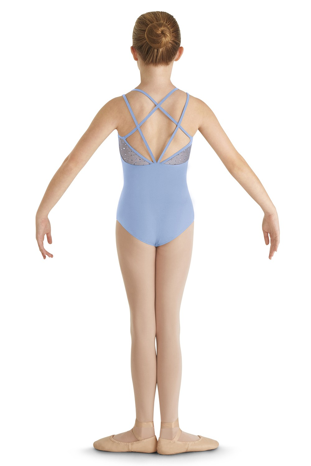 X Back Camisole Leotard Girls Camisole Leotards