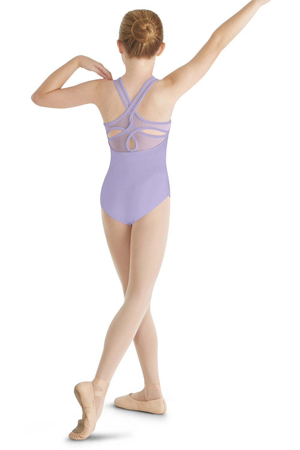 Racer Back Tank Leotard Children's Dance Leotards