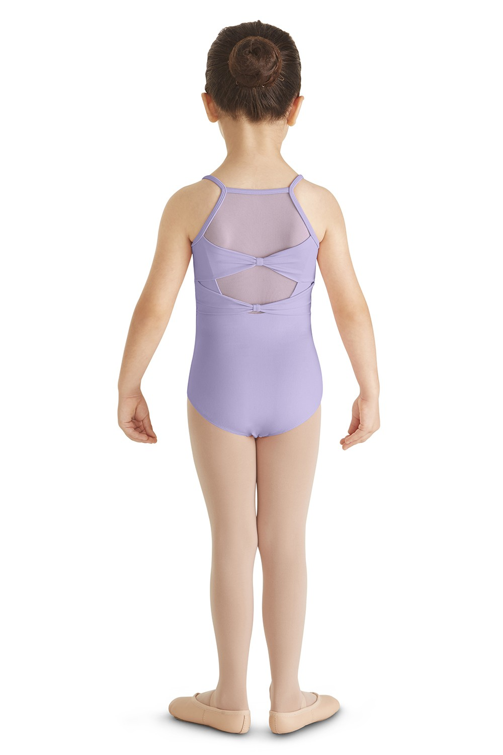Twin Bow Back Camisole Leotard Children's Dance Leotards