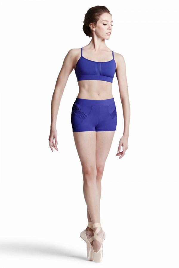 image - Panelled Side Short Women's Dance Shorts