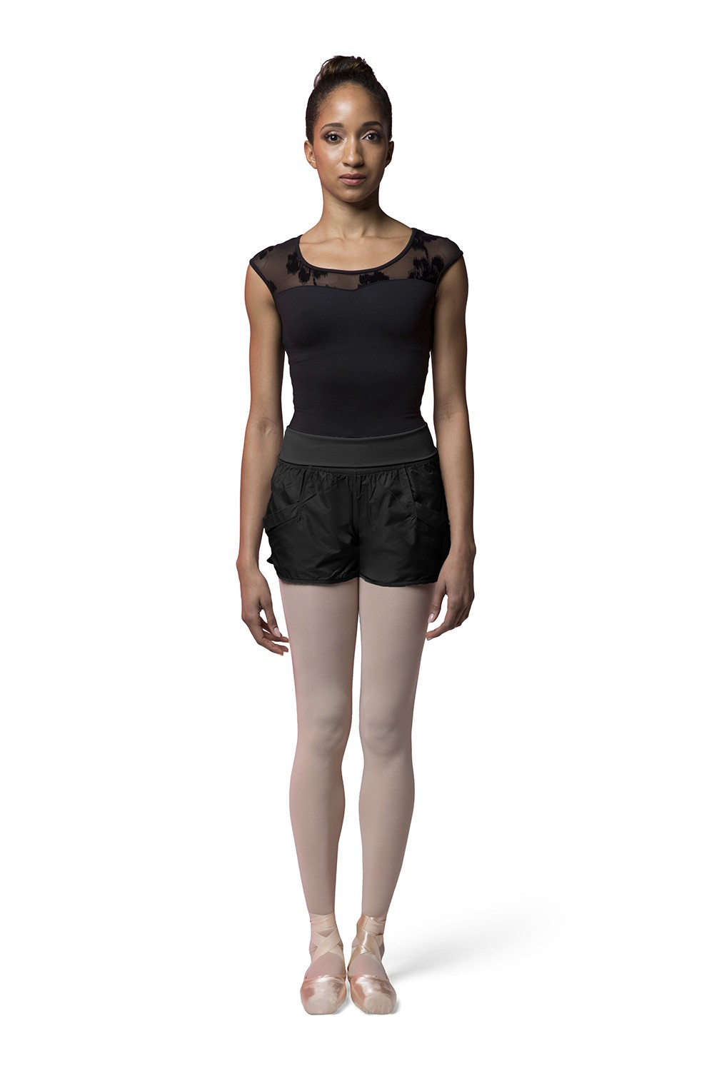 Rip Stop Short Women's Dance Underwear