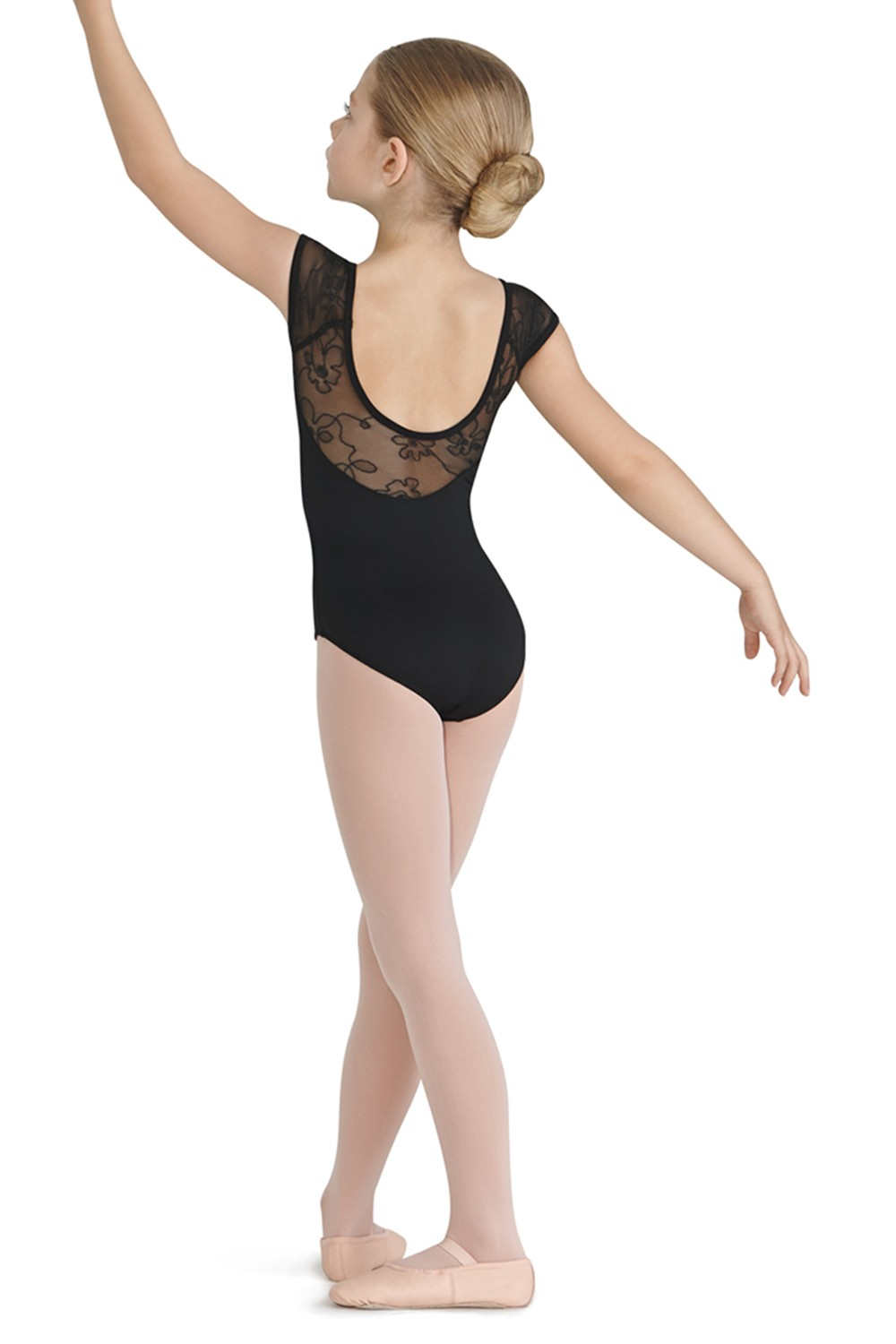 Diamante Cap Sleeve Leotard Children's Dance Leotards