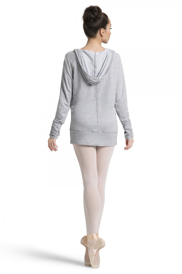 image - Hooded Sweater Women's Dance Warmups