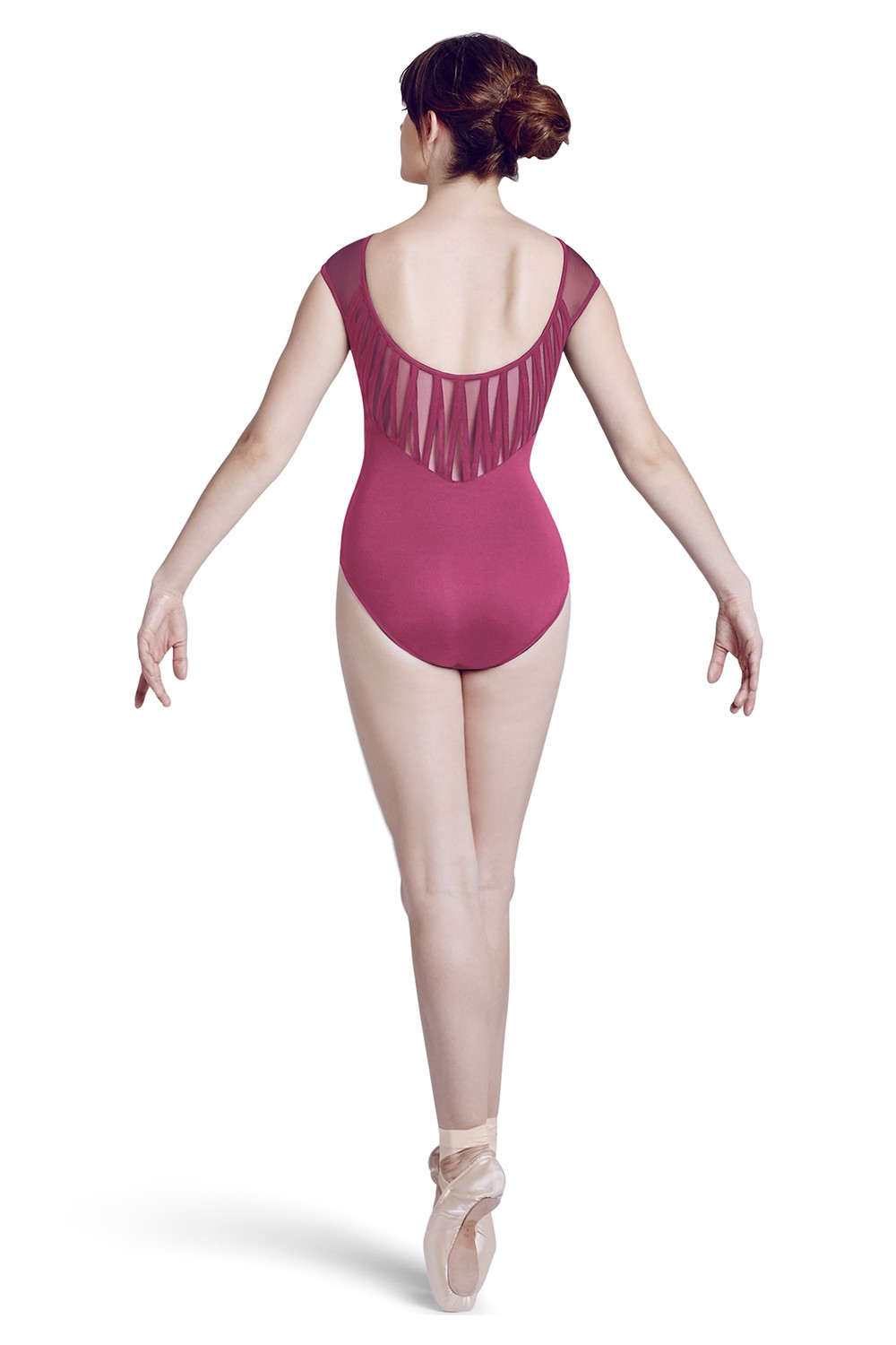 Cap Sleeve Leo Women's Dance Leotards