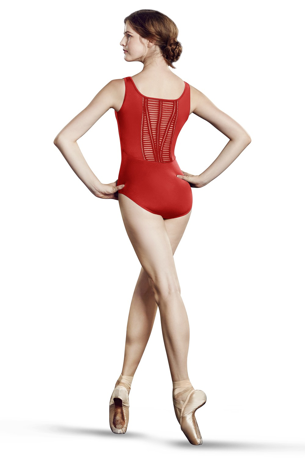 Z Elastic Tank Leotard Women's Dance Leotards