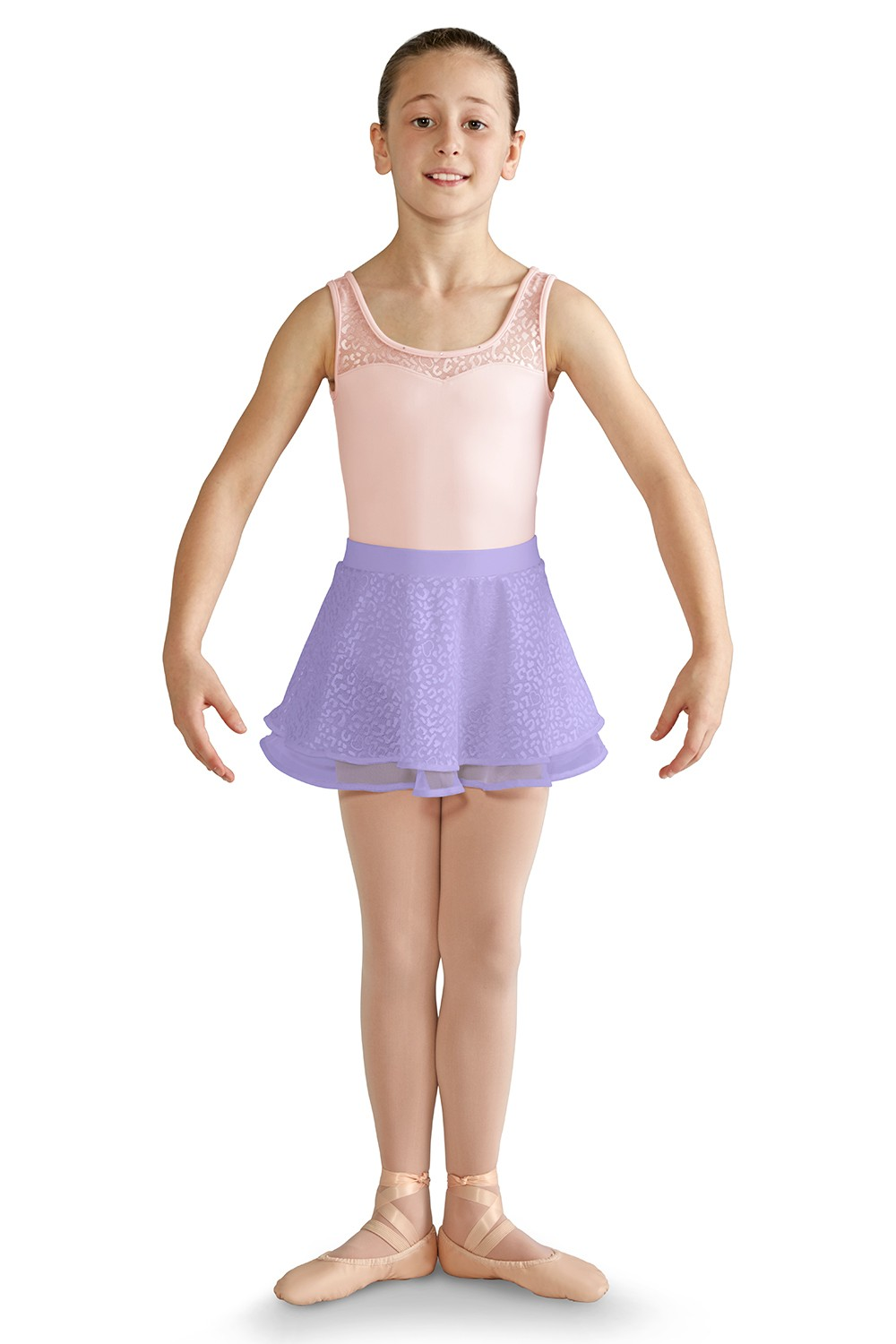 Felina Mesh Skirt Children's Dance Skirts