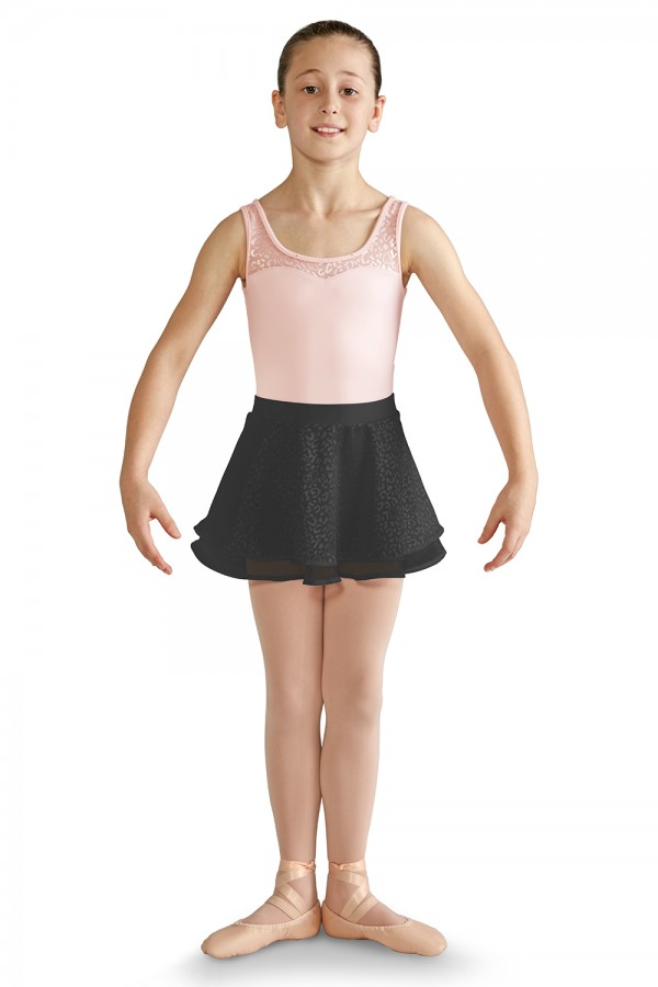 image - Felina Mesh Skirt Children's Dance Skirts