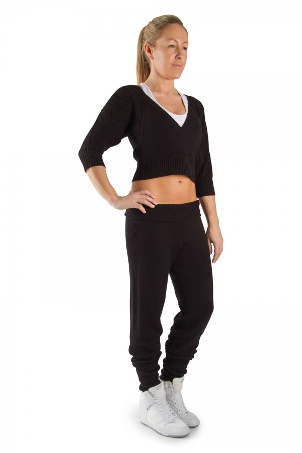 image - Knit Pant Women's Dance Pants