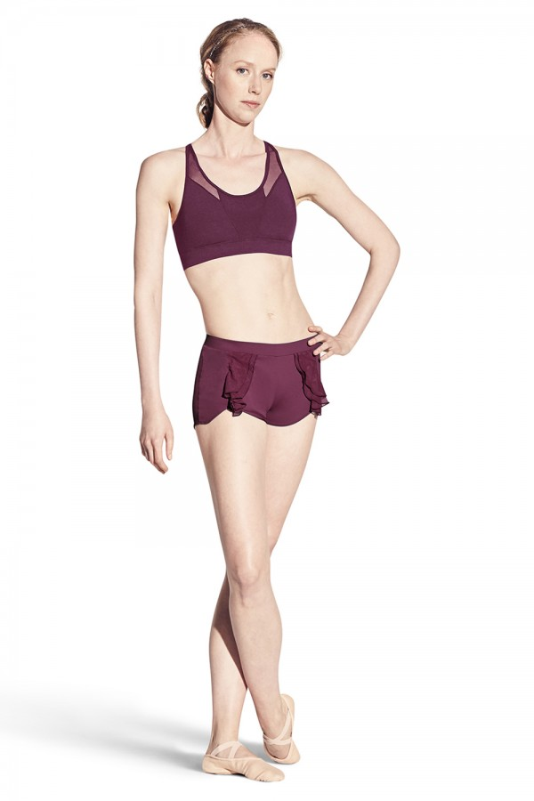 image - Adelle Women's Dance Shorts