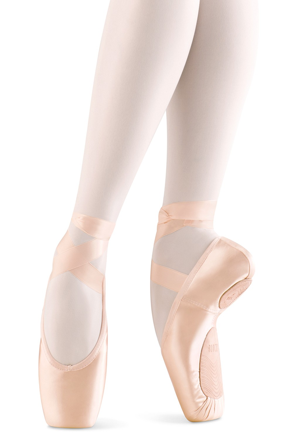 Eurostretch - Scarpette Da Punta Elasticizzate Pointe Shoes