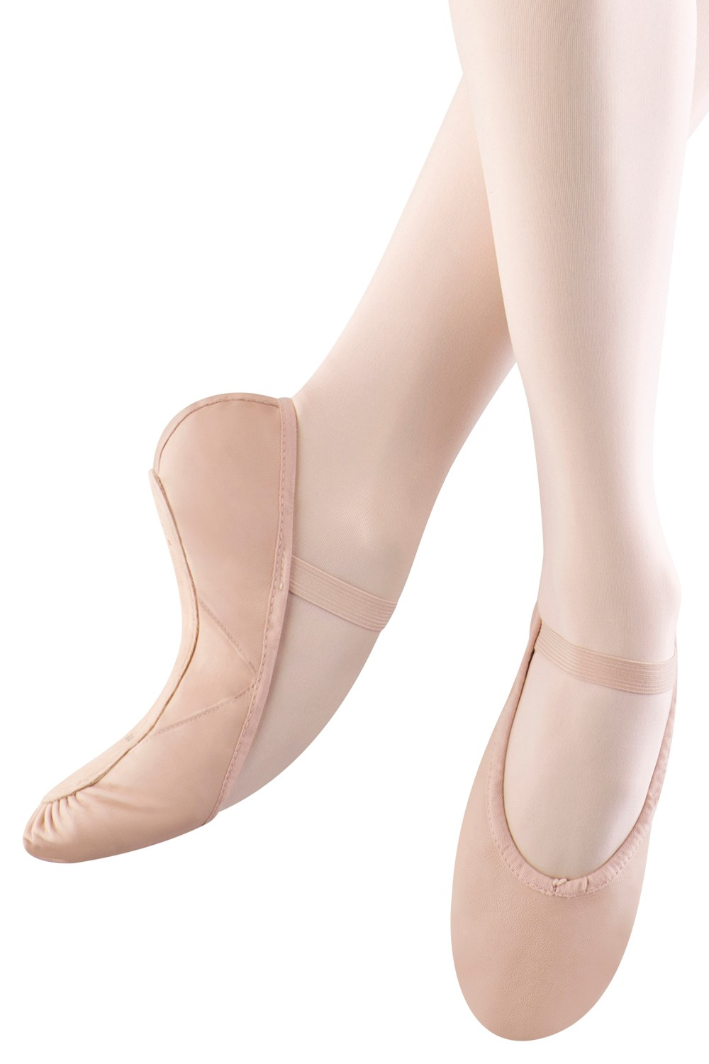 Ecole Girl's Ballet Shoes