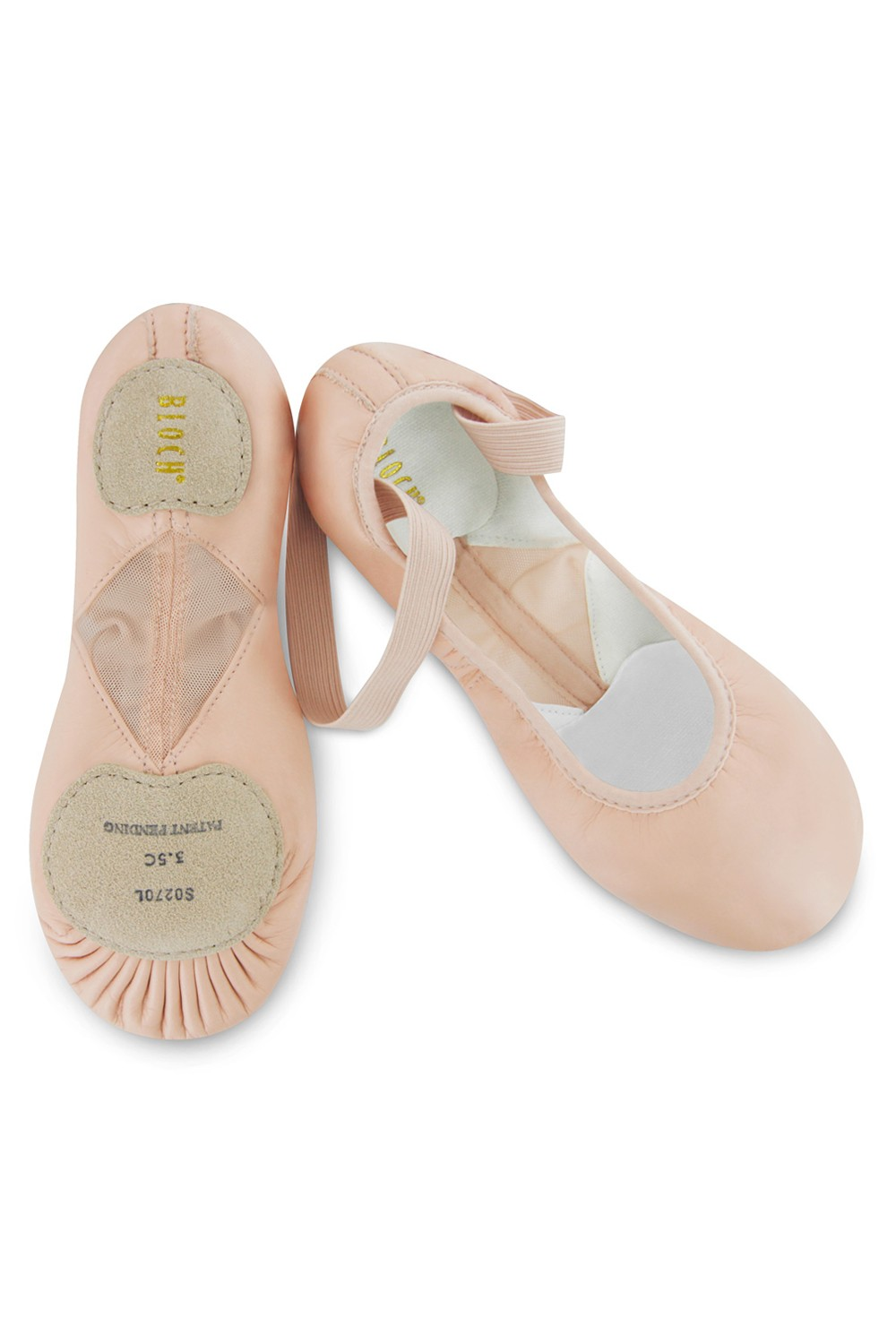 Proarch Leather Ballet Shoes Women's Ballet Shoes