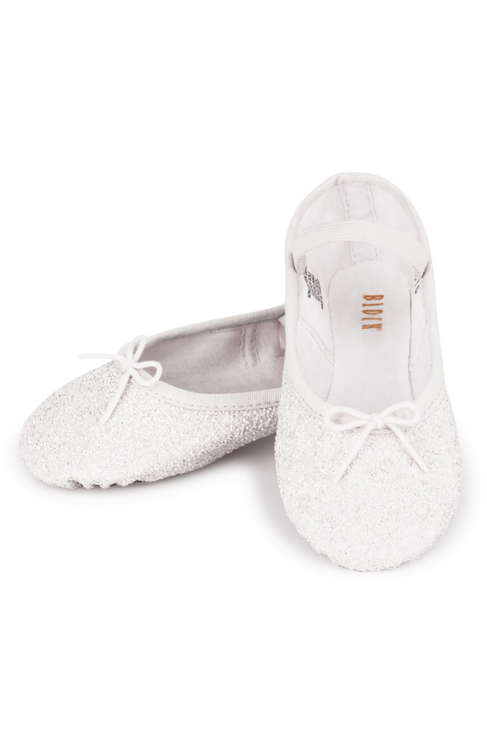 Sparkle - Toddler Girl's Ballet Shoes