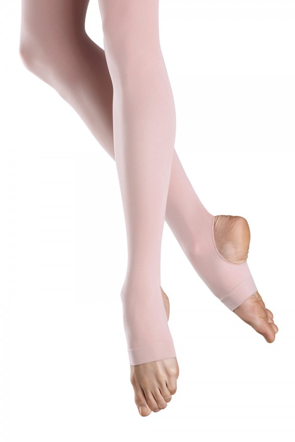 image - Ladies Endura Stirrup Tight Women's Dance Tights
