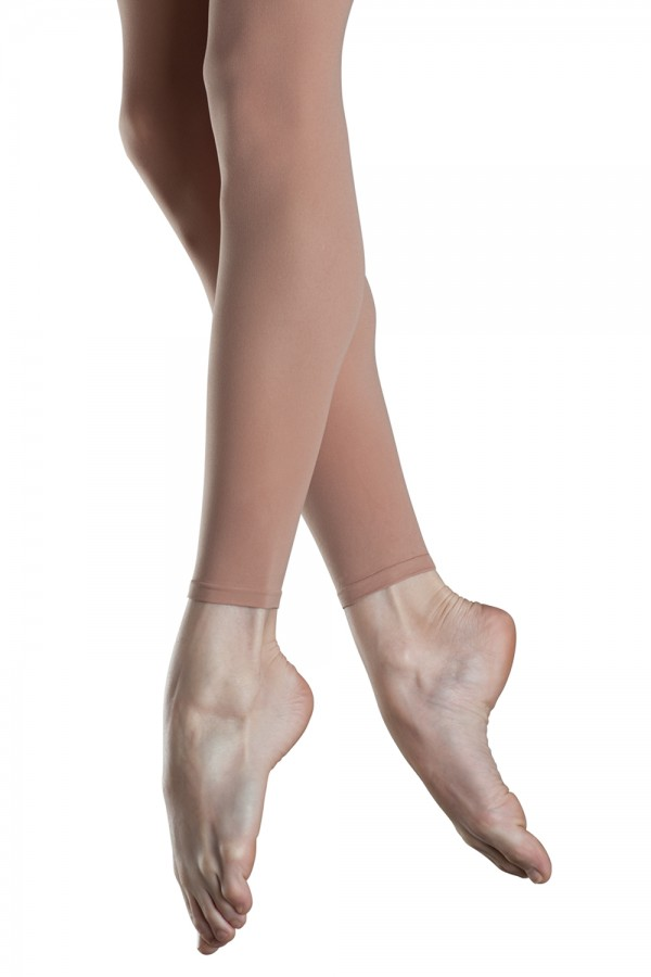 image - Girl's Endura Footless Tight Children's Dance Tights