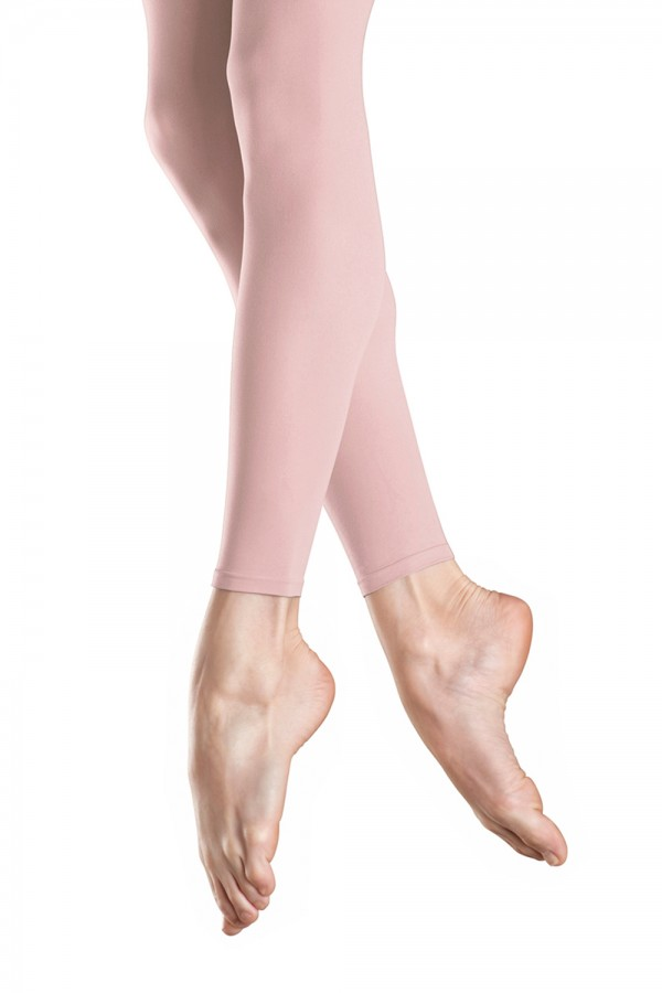 image - Ladies Endura Footless Tight Women's Dance Tights