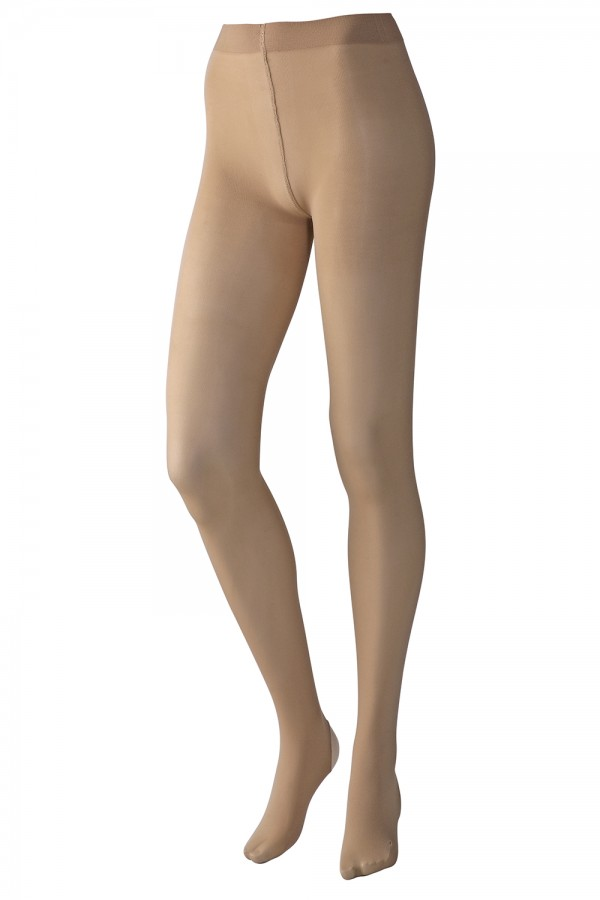 image - Convertible Microfibre Bloch Tight Women's Dance Tights