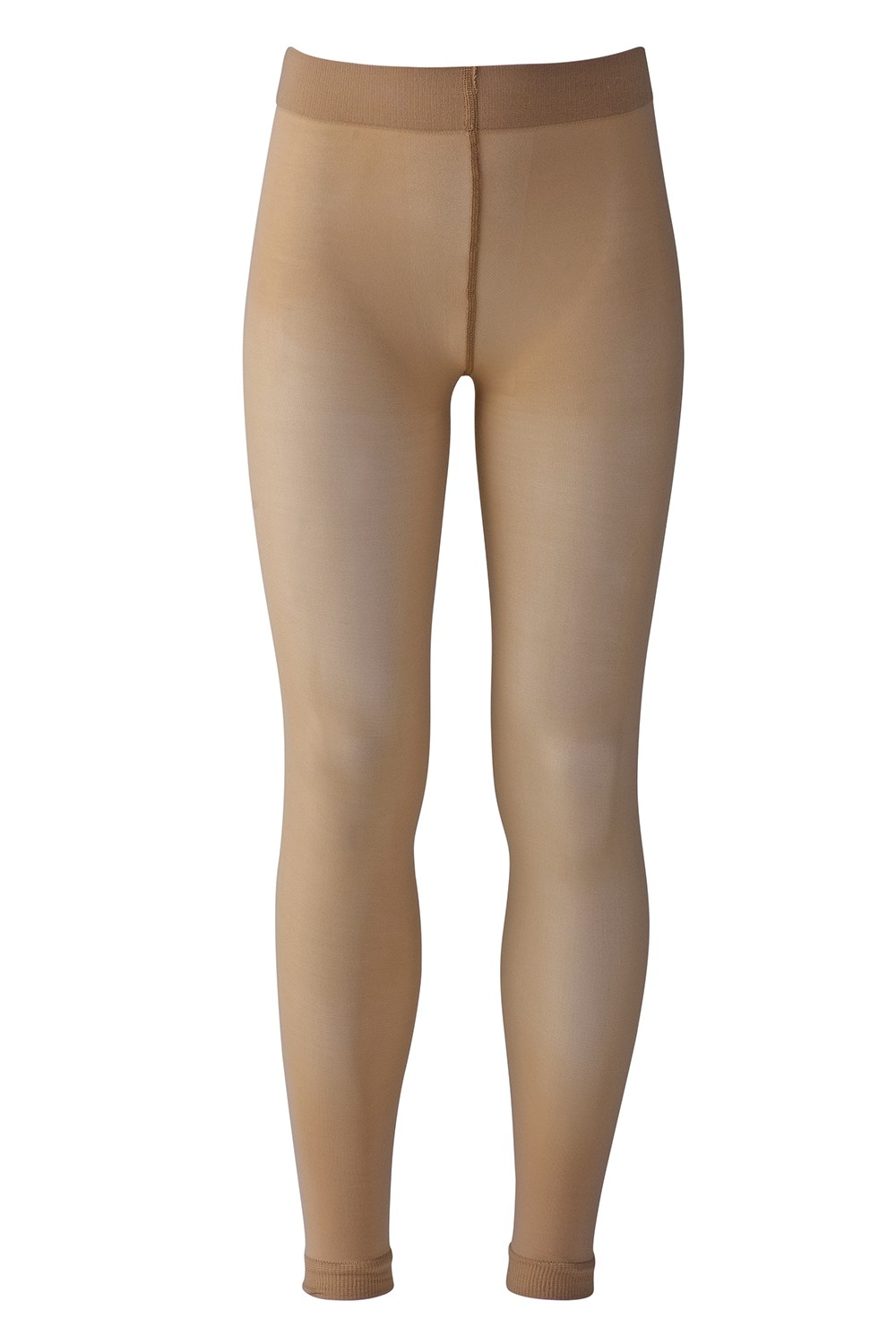 Footless Microfibre Bloch Tight Women's Dance Tights