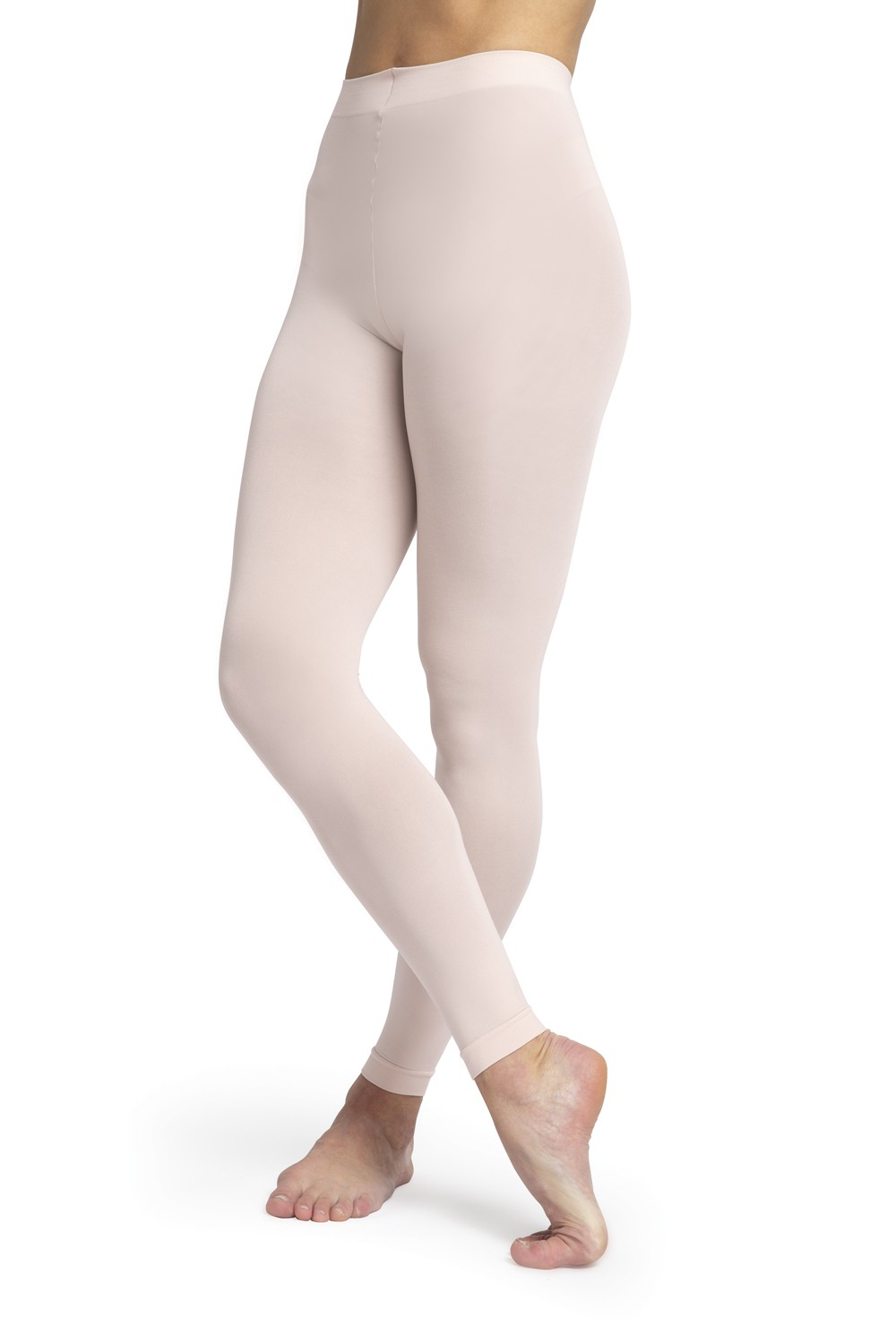 9eda68158dc42 Ladies' Contoursoft Footless Tights Women's Dance Tights