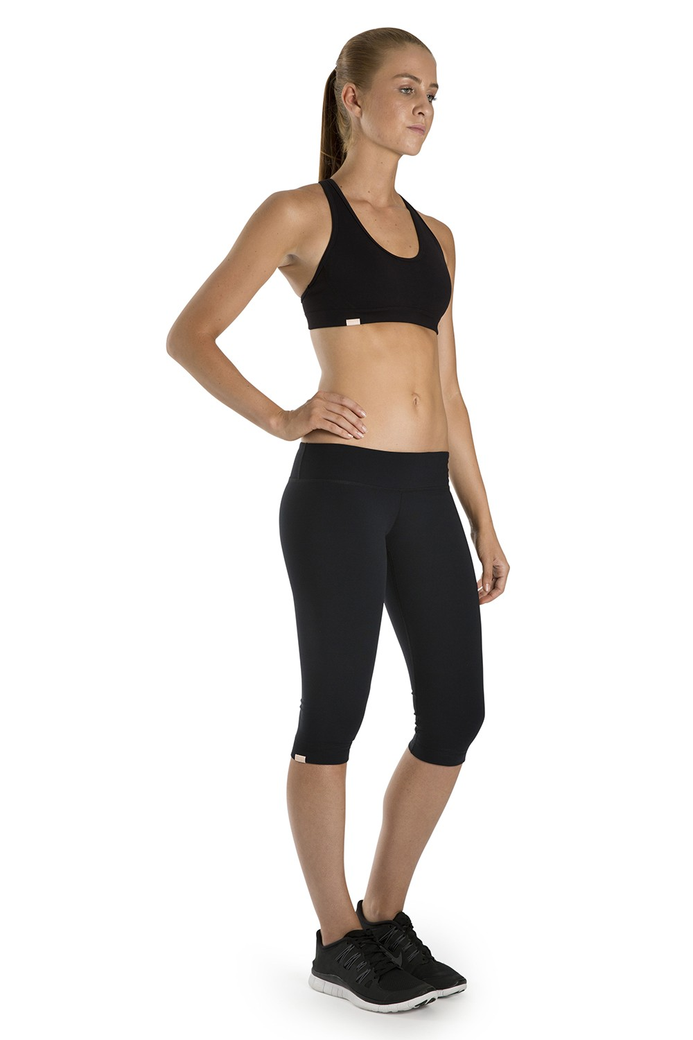 Suprima Low Rise 1/2 Legging Women's Bottoms