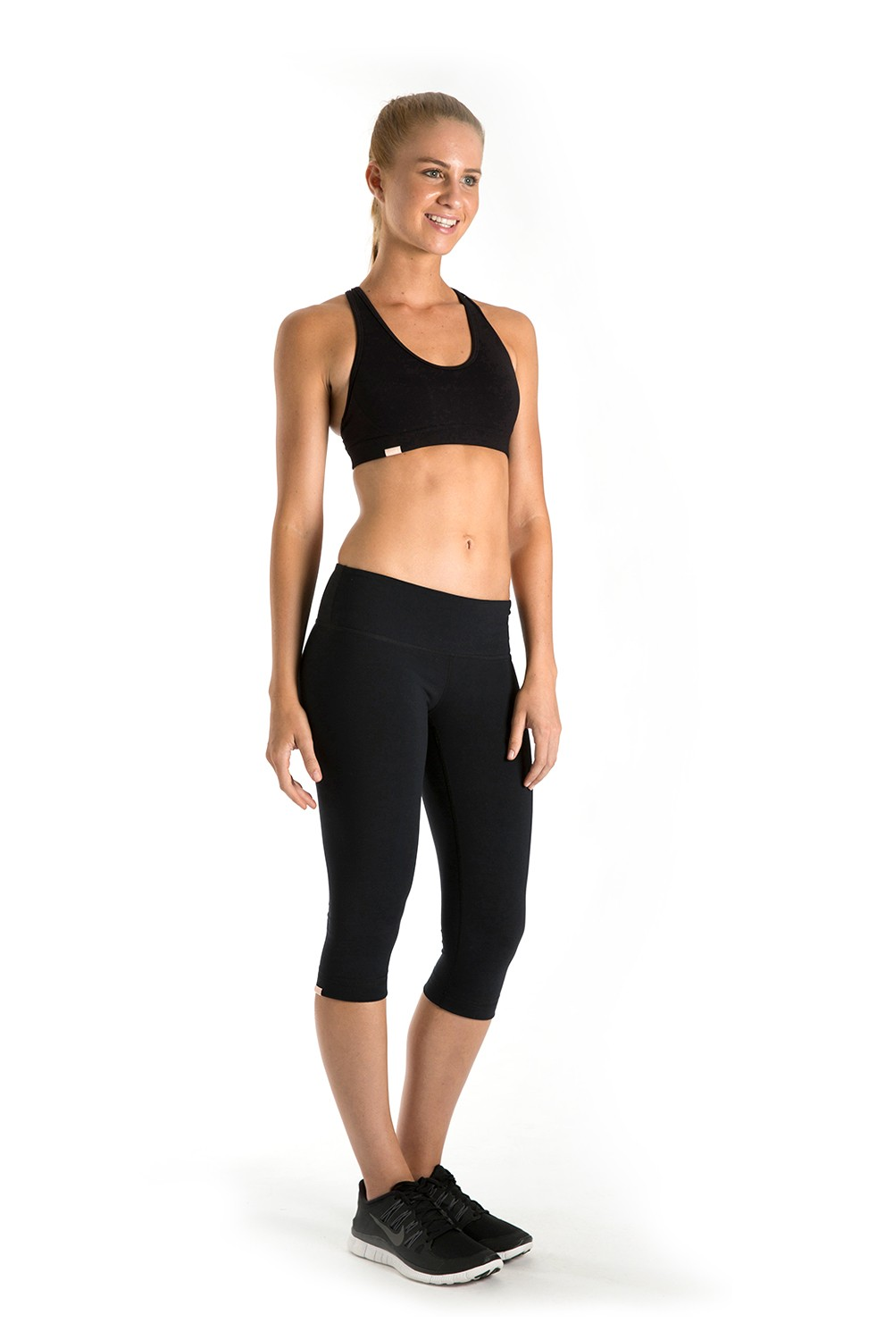 1/2 Regular Rise Leggings Women's Bottoms