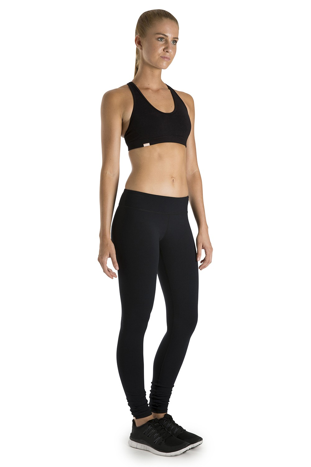 Mid Rise Legging Women's Bottoms