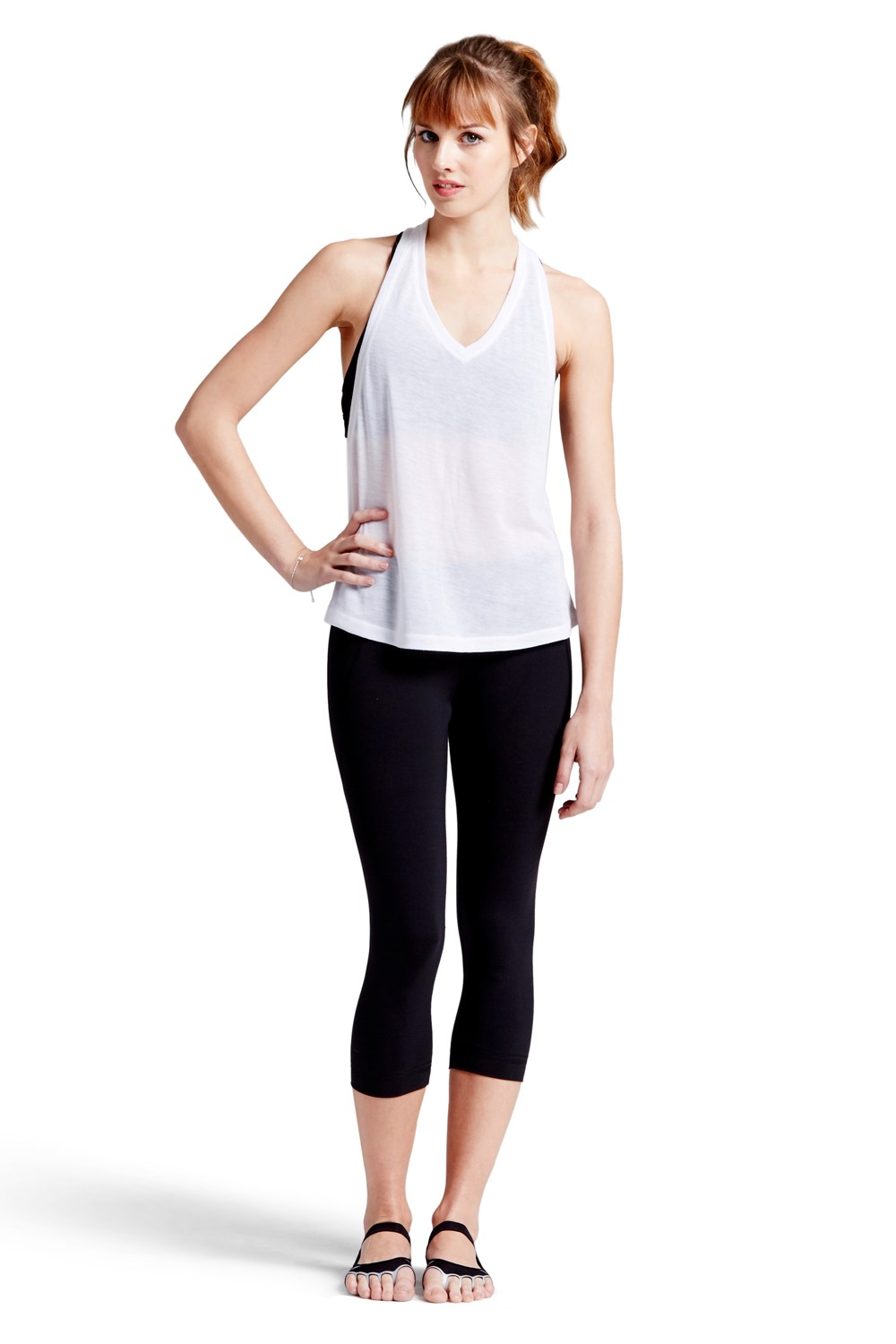 Suprima Mid Rise 3/4 Legging Women's Bottoms